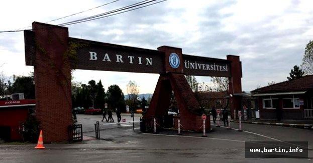 Bartın Üniversitesi'ne FETÖ Operasyonu