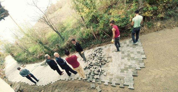 Bozköy Mahallesinde Su Sorunu Çözüldü