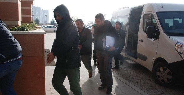FETÖ operasyonunda 10 tutuklama