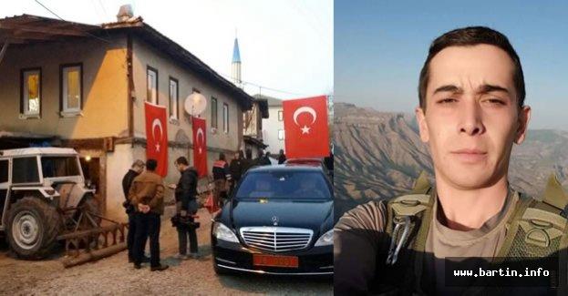 Hakkari'den Karabük'e Acı Haber