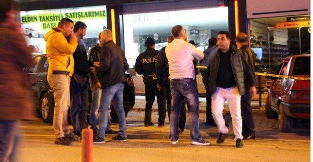 Havaya ateş açan alkollü kişi gözaltında