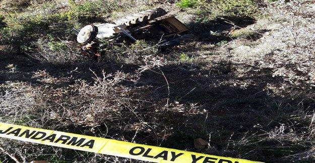 Traktör kazası: Sürücü yaralandı, kızı öldü