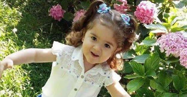 Yangında 3 yaşındaki kızı ölen annenin feryadı