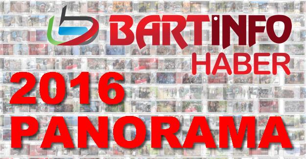 2016 Yılı Bartın'da Böyle Geçti