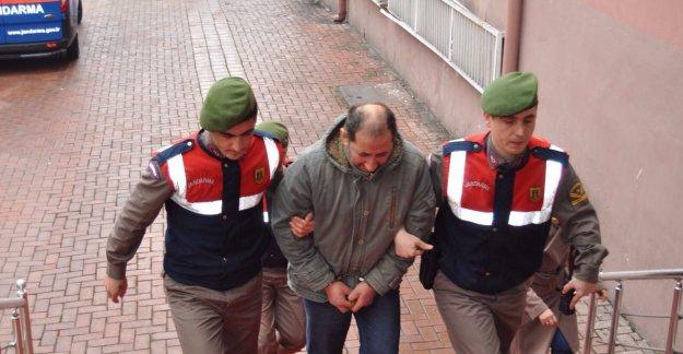 Babasını av tü feğiyle öldüren oğul tutuklandı