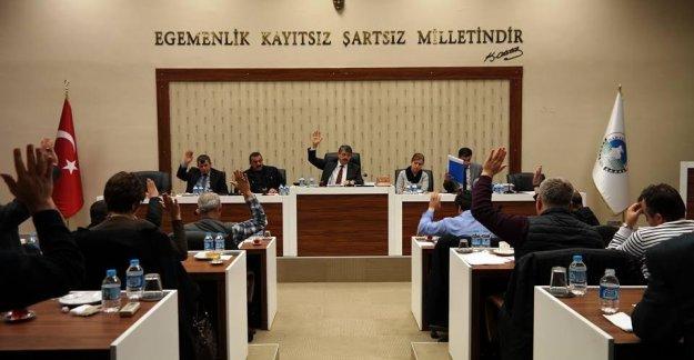 Bartın Belediye Meclisi Toplandı