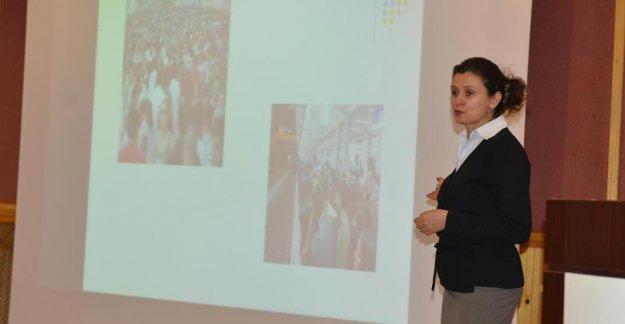 Bartın Üniversitesinden Özel Güvenliklere Eğitim