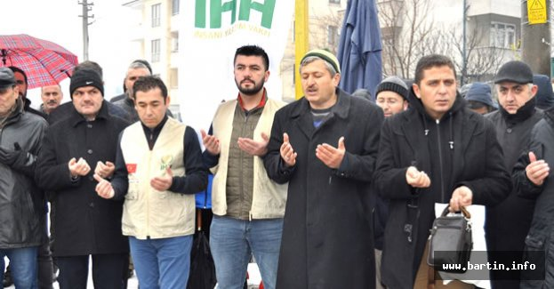 Bartın'dan 50 Gönüllü Halep İçin Yola Çıktı