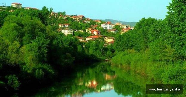 Bartın Irmağı Karadeniz'i Kirletiyor