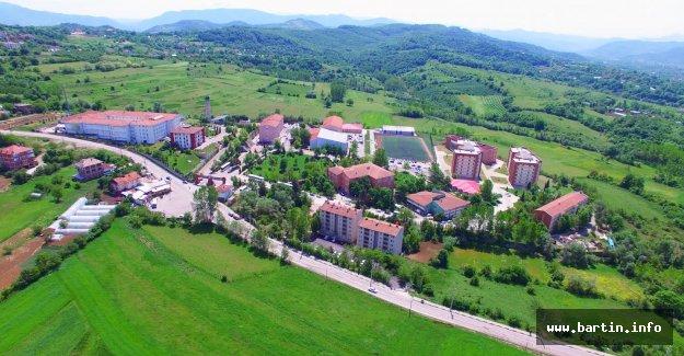 Bartın Üniversitesi Türkiye 8.si Oldu