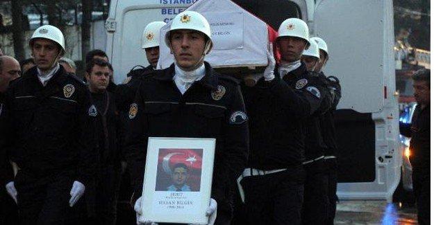 Şehit Hasan Bilgin'in Cenazesi Memleketinde