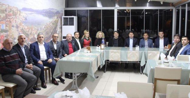 Tunç Memursen Yöneticilerine Yeni Anayasayı Anlattı