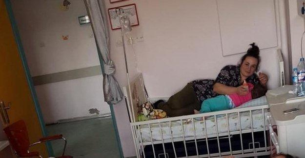 11 aylık bebeğin ağlaması aileyi ölümden kurtardı