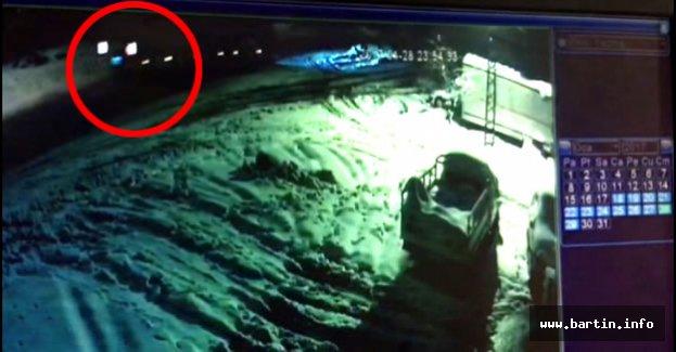 3 Kişinin Öldüğü Otobüs Kazası Güvenlik Kamerasında