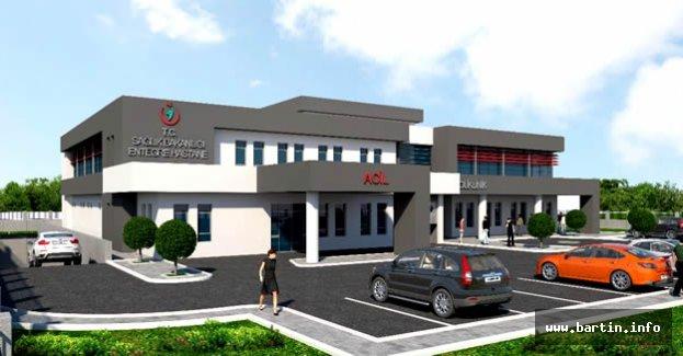 Amasra İlçe Hastanesi İhalesi Yapıldı