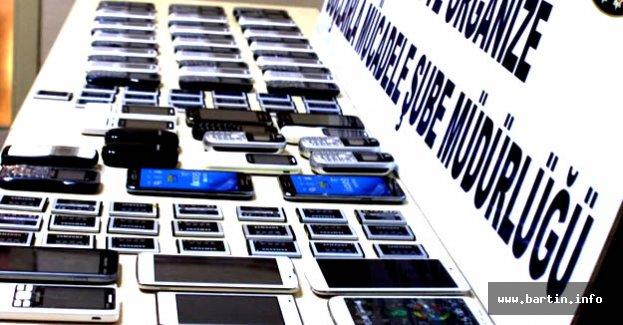 Bartın'da Klonlanmış Cep Telefonu Operasyonu