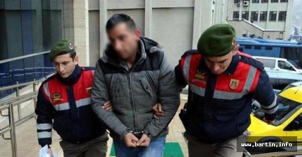 Bartın otobüsünde dinamitle yakalanan yolcu ile satıcı tutuklandı