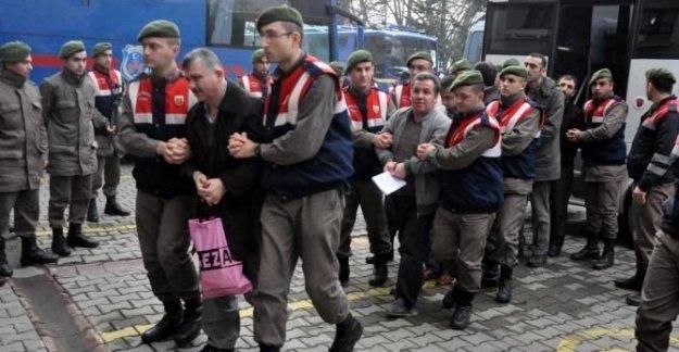 FETÖ davasında 29 sanık tahliye edildi
