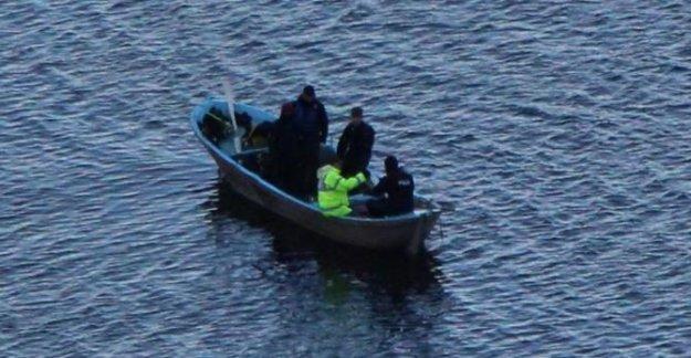 Gölde kaybolan 2 kişi, üçüncü günde de bulunamadı