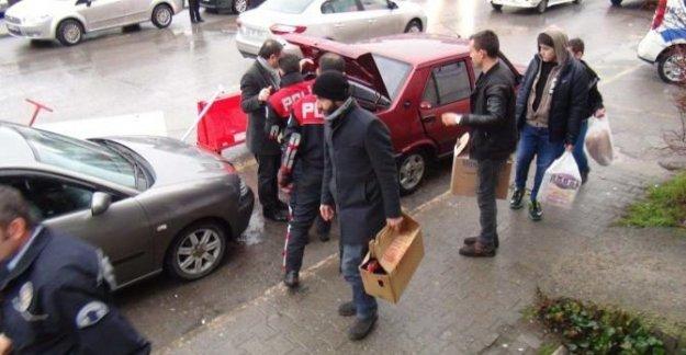 Horoz dövüşü operasyonu: 11 gözaltı