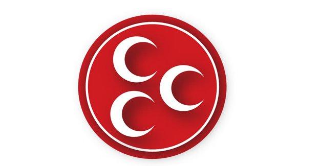 MHP Merkez İlçe Başkanı istifa etti