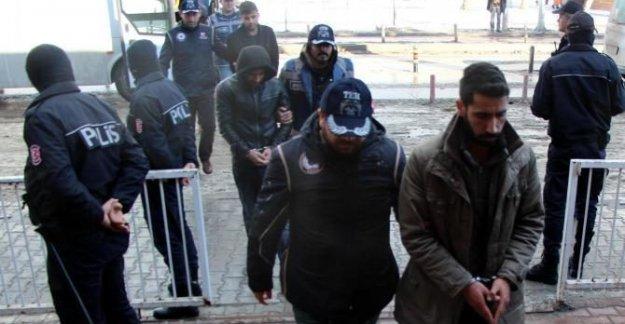 PKK operasyonu: 16 gözaltı
