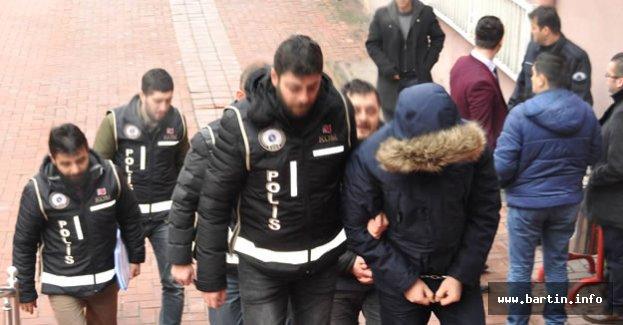 Bartın'da 2 Bylock'çu Tutuklandı