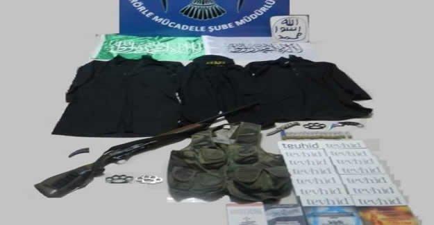 DEAŞ propagandasına 5 tutuklama