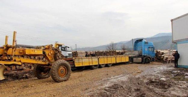 Depremzedelere 100 konteyner ev