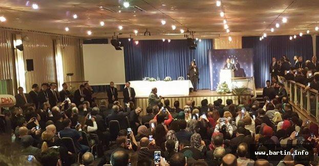Dışişleri Bakanı Çavuşoğlu Köln'de