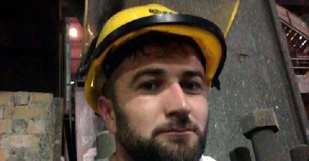 Erdemir'de iş kazası: 1 işçi öldü