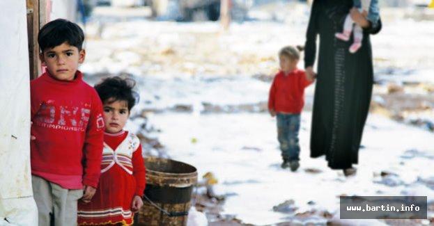 Suriyeli Mülteciler Yardımlarınızı Bekliyor