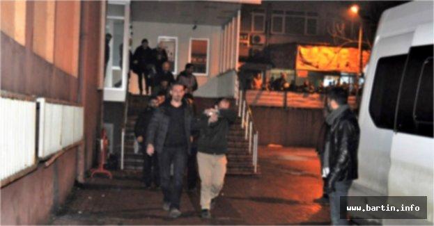 Ulus Eski Müftüsü ile 7 Kişi FETÖ'den Tutuklandı