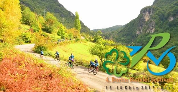4. Bartın Bisiklet Festivali Ulus'ta Yapılacak