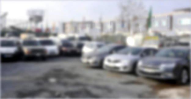 Bartın'da 100 Araç Ortadan Kayboldu