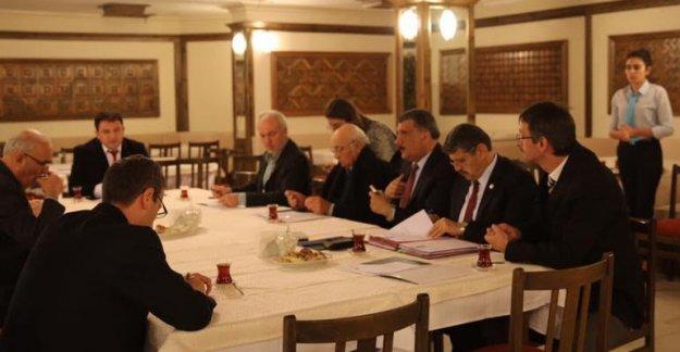 Başkan Safranbolu'da