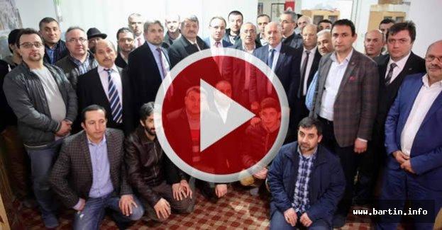 Başkan İstanbul'da Hemşerileriyle Buluştu
