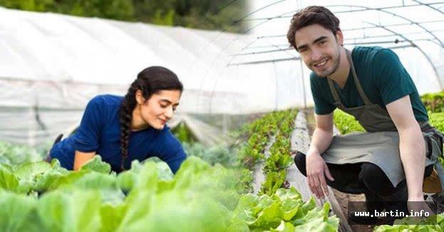 Genç Çiftçilere 30 Bin TL Hibe Desteği