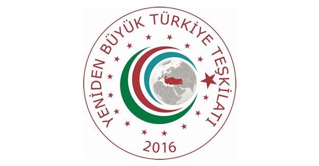 Yeniden Büyük Türkiye Teşkilatından Kınama