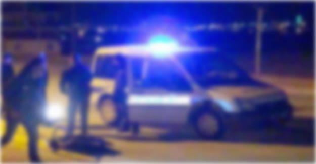 Balkondan atlayan İranlı kız yaralandı