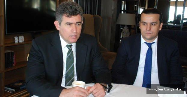 Baro Başkanları Amasra'da
