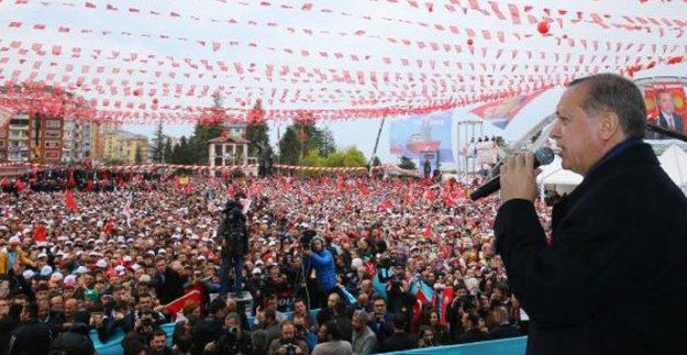 Erdoğan'dan Kerkük tepkisi!