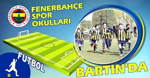 Fenerbahçe Futbol Okulu Bartın'da