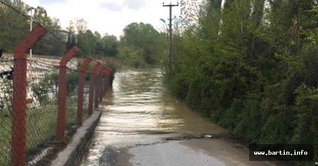 Irmak Yükseldi, Çağlayan Sular Altında