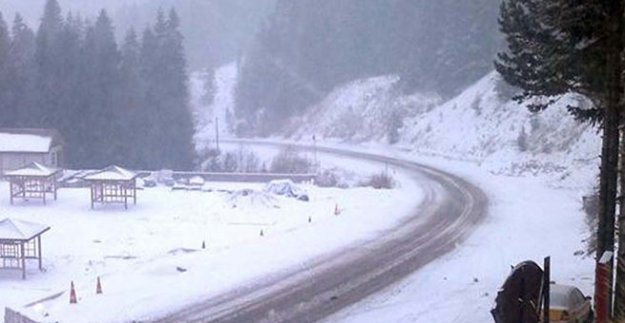 Meteoroloji'den Batı Karadeniz'de kar uyarısı