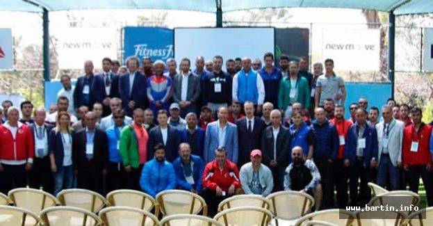 Türk Tenisi için Antalya'da toplandılar