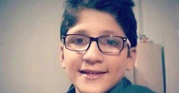 Uçurumdan düşen 12 yaşındaki Uğurcan öldü