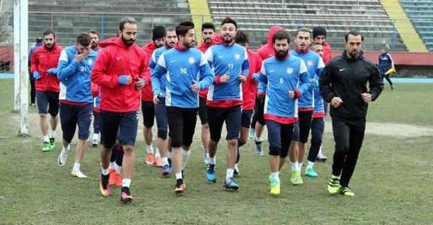 Zonguldak Kömürspor'un gözü play off'ta