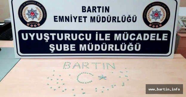 Bartın'da Uyuşturucu operasyonu: 3 gözaltı