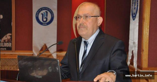 Bartınlı Profesör İbrahim Sarıçam Vefat Etti